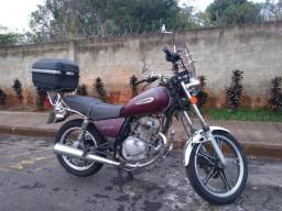 Motocicleta - 2008