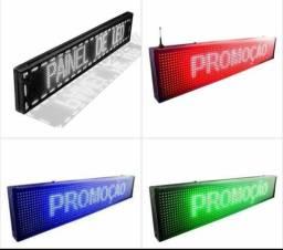 PAINEL DE LED 1 METRO 100×20cm