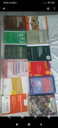 Livros de direito e concursos
