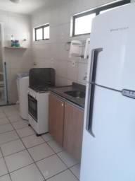 Apartamento no Calhau para aluguel mobiliado -1700 -vista mar