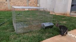 Gaiola / Viveiro para coelho