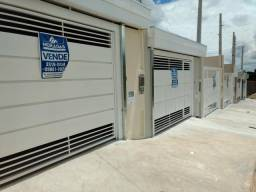 Casa nova na planta no bairro Santa Antonieta