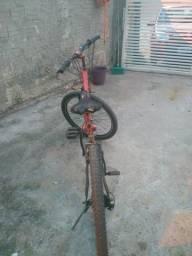 Bicicleta GPS 21 marchas