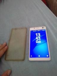 Celular Sony Xperia C4 Duo, super conservado