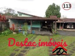 Casa no Bracuhy em avenida a 200 metros da praia com RGI- 650 m2