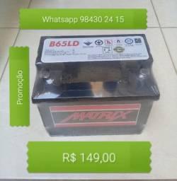 Bateria promoção 60 70 100 150 amperes