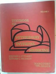 Livro - Textbook of Veterinary Medicine (Ettinger & Feldman)