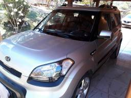 Vendo Kia Soul EX 1.6 flex manual completo