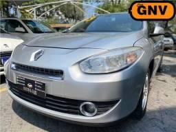 Renault Fluence automatico GNV novo demais financio completo