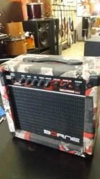 Manutenção de amplificadores para baixo e guitarra na Musical Brother