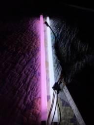 Lâmpada para Aquário com reator