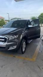 Ranger XLT 2019 diesel 3.2 baixa km - 2019