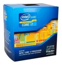 Computador - I7 3770 3.4Ghz, 8gb, SSD 240 (Novo) Garantia 06 Meses