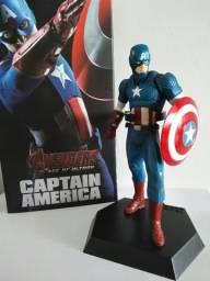 Estátua Capitão America C/caixa
