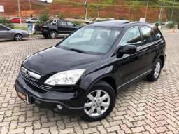 CRV 2008/2009 2.0 EXL 4X4 16V GASOLINA 4P AUTOMÁTICO - 2009