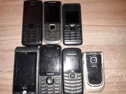 Celular Smartphone total R$50,00 - Leia anúncio