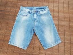 Bermudas jeans polo Tam 38/40 $15 cada