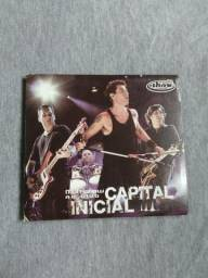 CD Capital Inicial ao vivo MULTISHOW