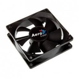 Cooler Fan 8cm 80mm Dark Force En51349 Preto Aerocool