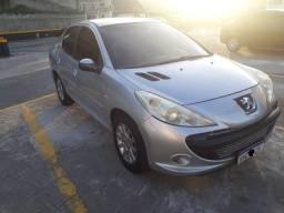 Peugeot 207 Passion Automático Top de linha 1.6 2020 vistoriado - 2011