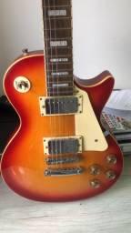 Guitarra modelo Les Paul