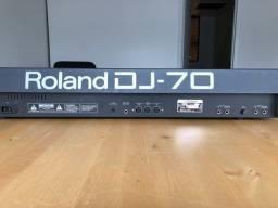 Roland dj-70 (unico a venda no brasil)