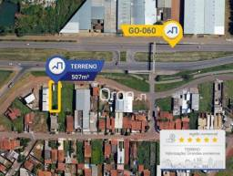 Terreno à venda, 507 m² por R$ 249.000,00 - Setor Barra da Tijuca - Goiânia/GO