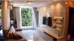 Apartamento para Venda em Vitória, Santa Cecília, 2 dormitórios, 1 suíte, 2 banheiros, 2 v
