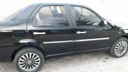 Fiat siena 1.0 09/10 completão,com 136,00 km rodado