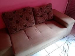 Estou vendendo esse sofá em perfeito estado de conservação