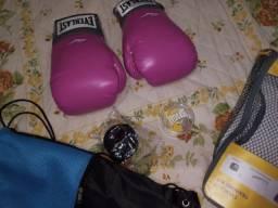Luvas de box kit