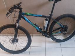 Bike MTB sense fun 19 1x12 + Pedal e Sapatilha