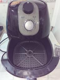 Fritadeira sem Óleo Cook Fryer Cadence Preta nova