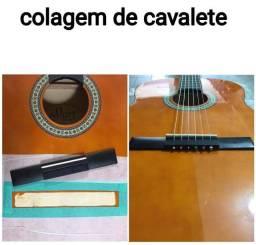 Luthier especializado em Parnamirim