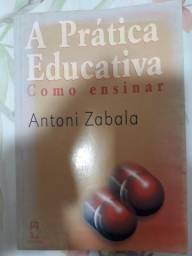 Livro a prática educativa
