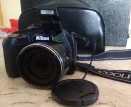 Câmera Nikon coolpix l820