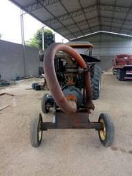 Motor de irrigação