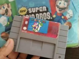 Super Mario World Original SNES