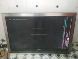 Tv Sony 46 não sintoniza