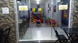 Brinquedos infantis para espaço kids