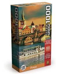 Quebra-cabeça Grow Praga Puzzle 1000 Peças Pronta-entrega