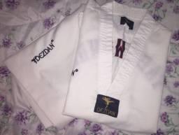 Dobok Taekwondo tam 2 - 160cm