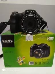 Câmera Sony Cyber-shot Dsc-h300 35x 20.1 Mp