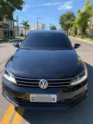 Volkswagem Jetta 1.4 16V Tsi Comfortline 2017 Gas. Tiptronic Baixo Km