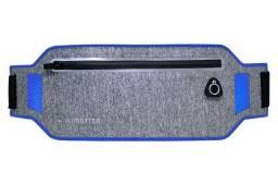 Título do anúncio: Pochete Esportiva Celular Slim Impermeável 6.3 Kimaster Ar70