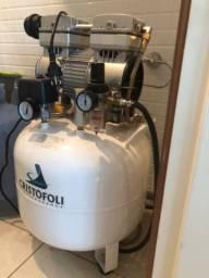 Compressor de ar odontologico