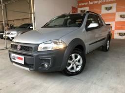 Título do anúncio: Fiat Strada Hard working Cd 1.4 2018 Carro de único dono sem detalhes