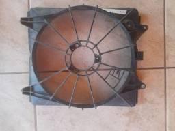 defletor suporte carcaça ventoinha honda crv 2007 a 2011 lado motorista