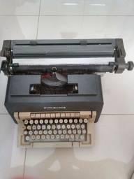 *FUNCIONANDO* Olivetti Linea 98 Máquina Tilografica