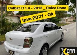 Colbat LT 1.4 - 2013 _ Único Dono _ Completo _ 2021 ok